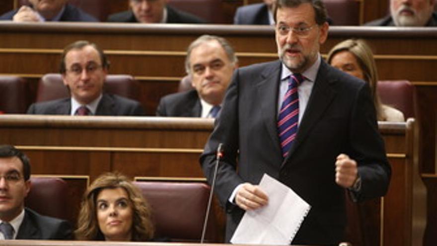 Mariano Rajoy. (EUROPA PRESS)
