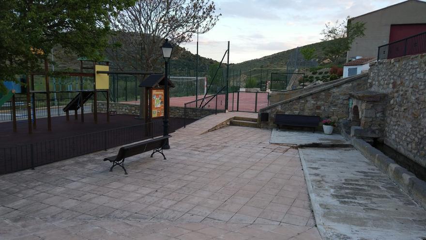 Para José Ramón Cardo, alcalde de Aguatón, la inseguridad es uno de los mayores problemas del medio rural