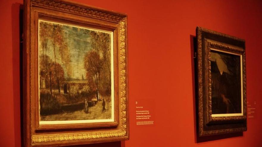 Van Gogh, un hombre de pocos amigos que vivió rodeado de gente