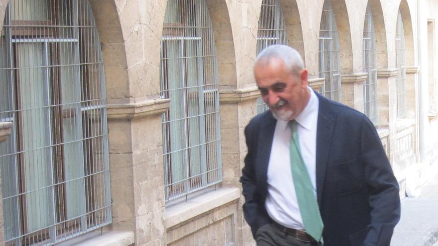 El juez decano autoriza que la Infanta baje en coche la rampa de los Juzgados y niega presiones de la Casa Real