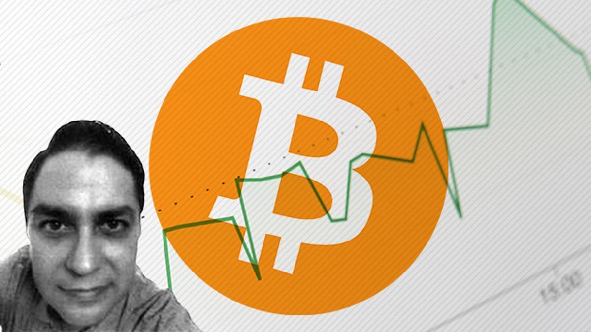 Javier Biosca, cabecilla de un supuesto fraude a gran escala con dinero digital.