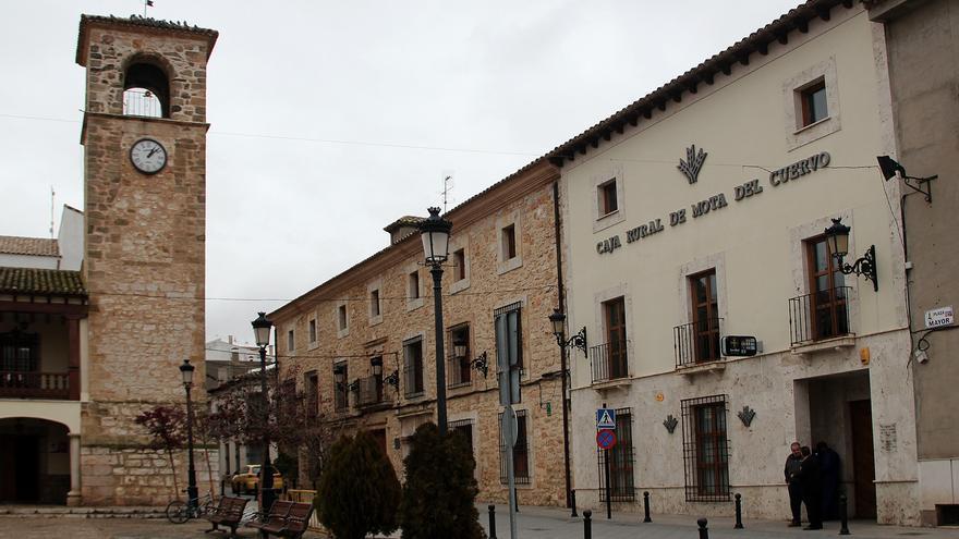 La mitad de los pueblos espa oles carece de una oficina for Oficinas de caja rural en madrid