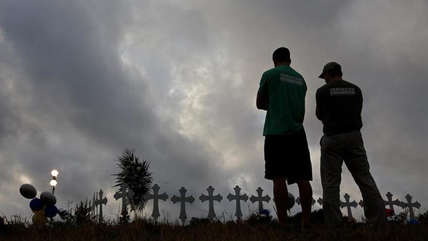 Identificadas las últimas dos víctimas de la matanza de Texas