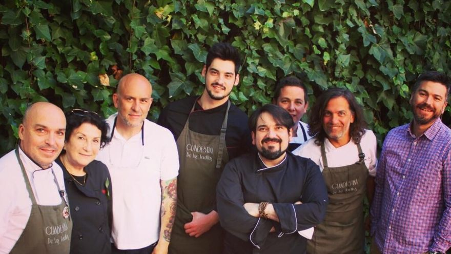 """""""Un rayo de luz"""" para La Clandestina de Toledo: una cocina """"honesta"""" que reinventa recetas tradicionales con productos de proximidad"""