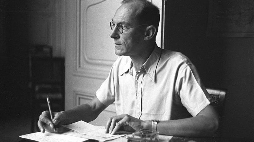 Se editan por primera vez en español las memorias del escritor Ludwig Renn