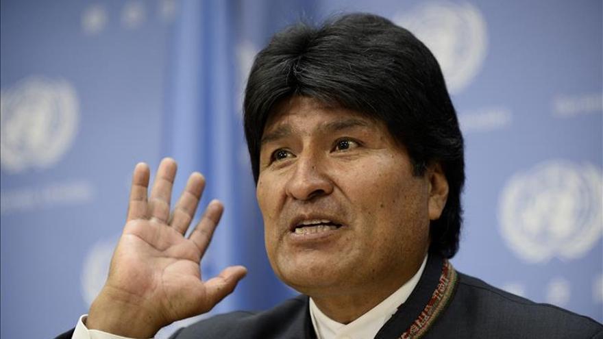 El círculo cercano de Evo Morales, bajo la lupa de EE.UU. por narcotráfico