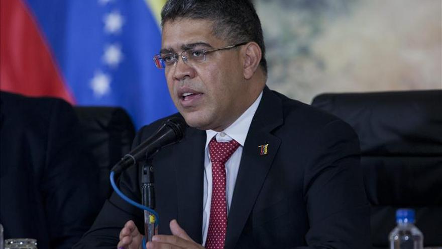 """Jaua considera que García-Margallo es """"muy ligero"""" en sus declaraciones sobre Venezuela"""