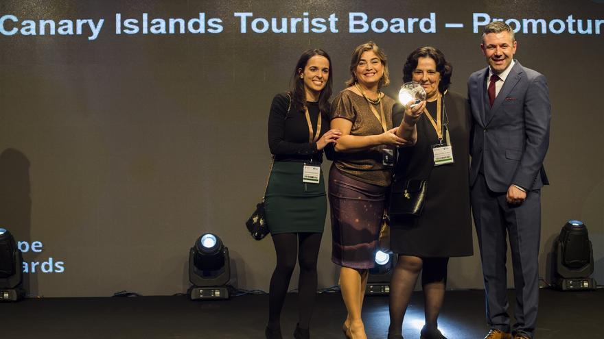 Canarias, mejor destino europeo en captación de rutas aéreas por segundo año consecutivo