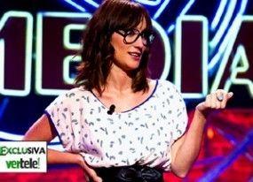 Ana Morgade, nueva presentadora de 'El club de la comedia' en relevo de Alexandra Jiménez
