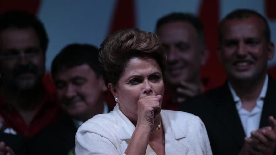 Rousseff destaca que Brasil tiene una de las mejores deudas líquidas del G20