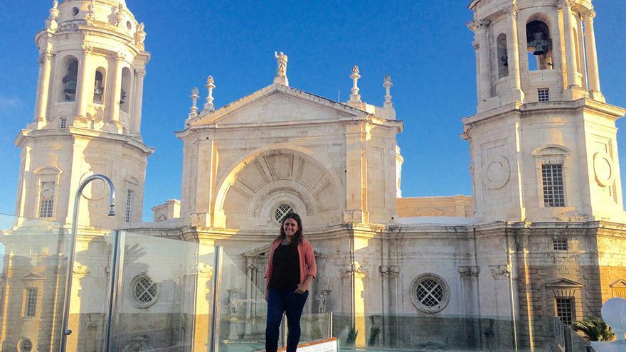 María del Castillo, de Viajes al alcance de todos, en Cádiz.