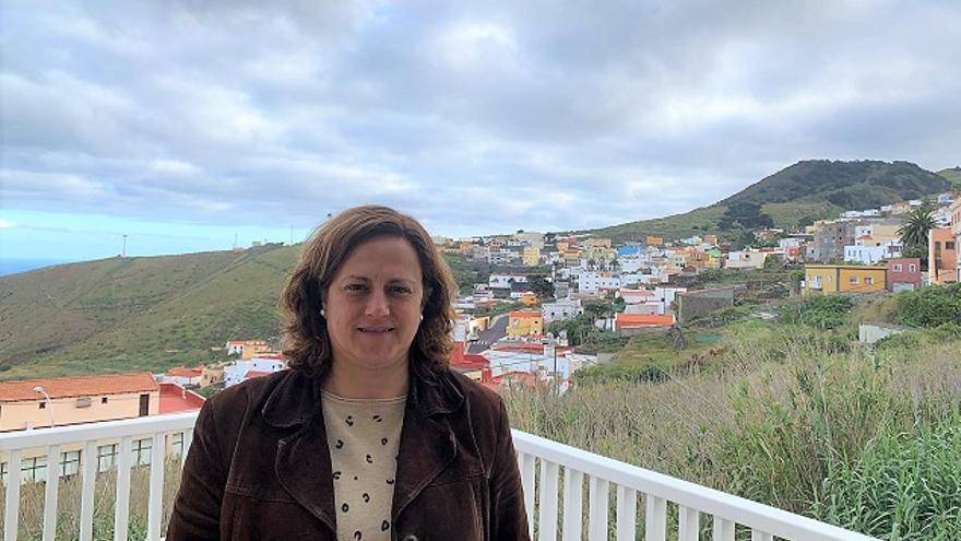 Dolores Padrón, portavoz PSOE Valverde