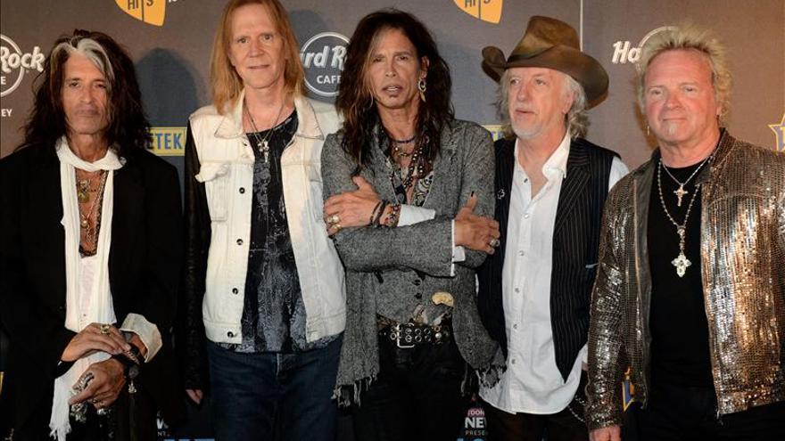 Aerosmith cancela su concierto en Yakarta por problemas de seguridad