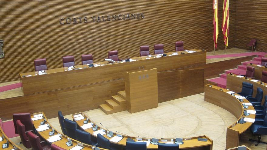 Las Cortes Valencianas se constituirán el 11 de junio con la incógnita de quién será presidente de la Generalitat