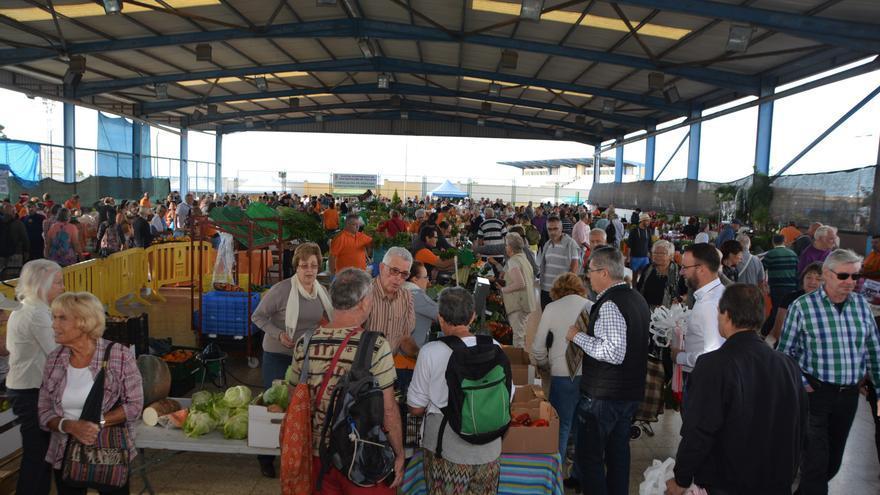 Mercado Agrícola de San Fernando, en Maspalomas.