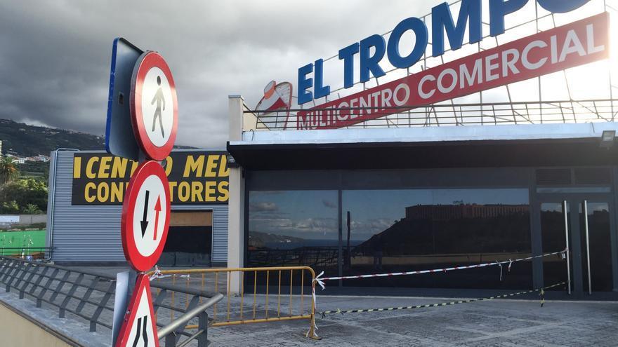 Centro Comercial El Trompo.