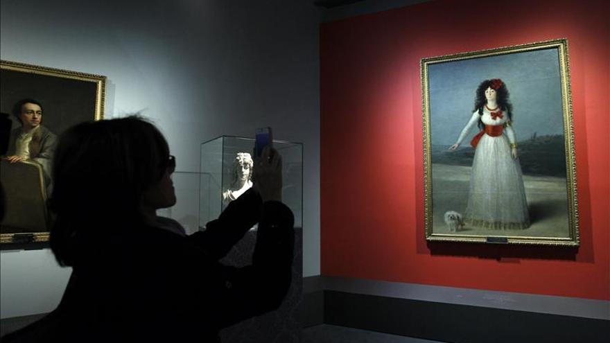 """Goya o Cervantes toman vida en la exposición """"El legado de la Casa de Alba"""""""