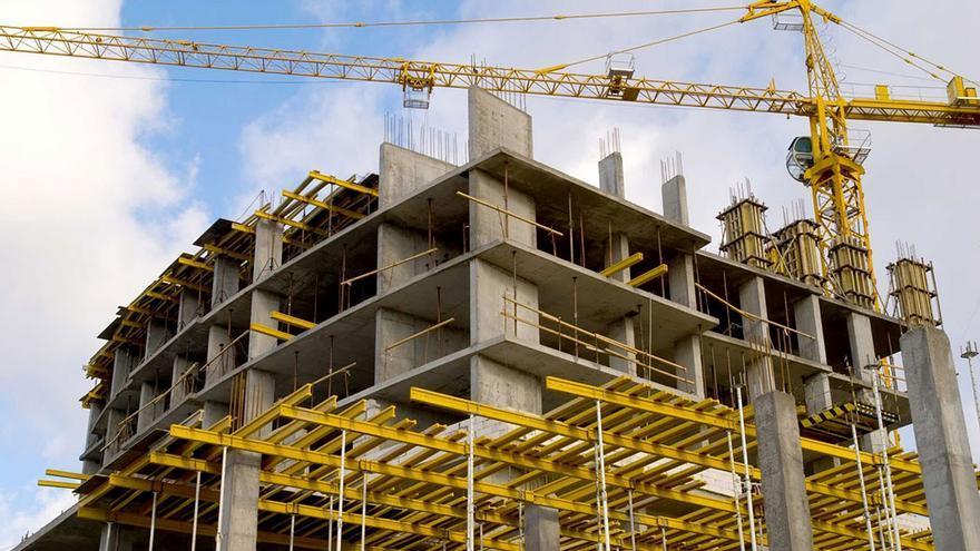 El sector de la construcción se ha dejado 26.000 empleos en cuatro años.