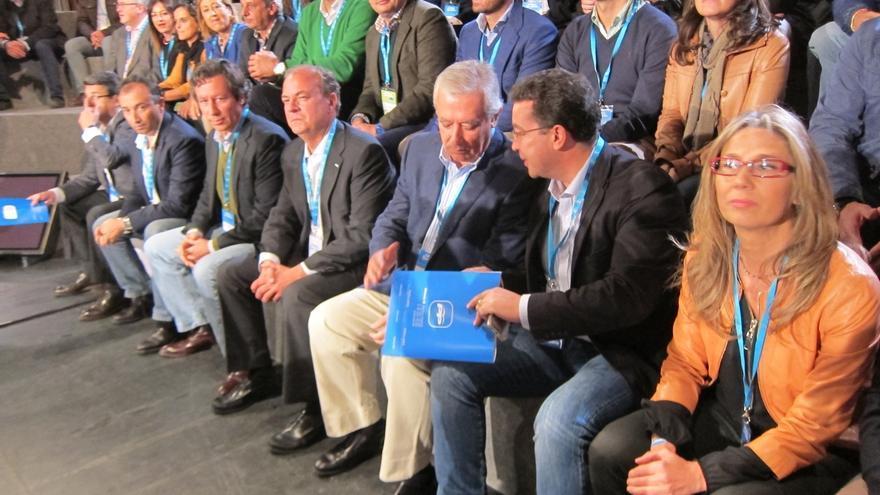 """Floriano dice que la regeneración democrática """"tiene que ser una lucha sin cuartel"""" para acabar con la corrupción"""