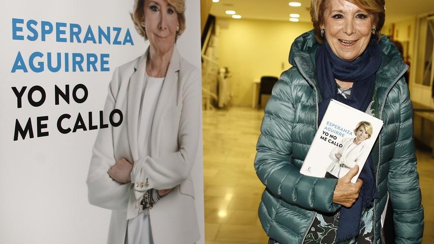 """Aguirre asegura que la declaración de Marjaliza le produce """"bochorno, vergüenza e indignación"""""""