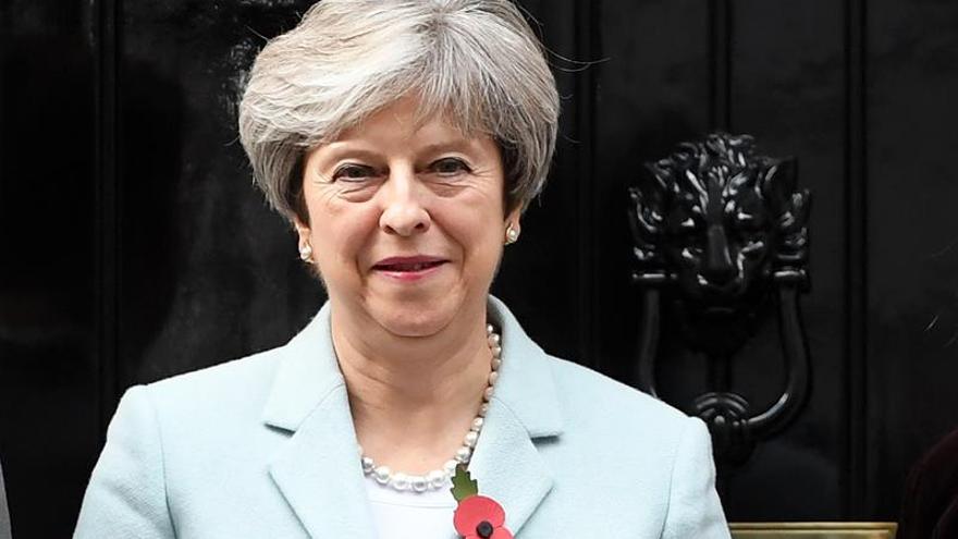 """May dice que el Reino Unido no caerá en el intervencionismo tras el """"brexit"""""""