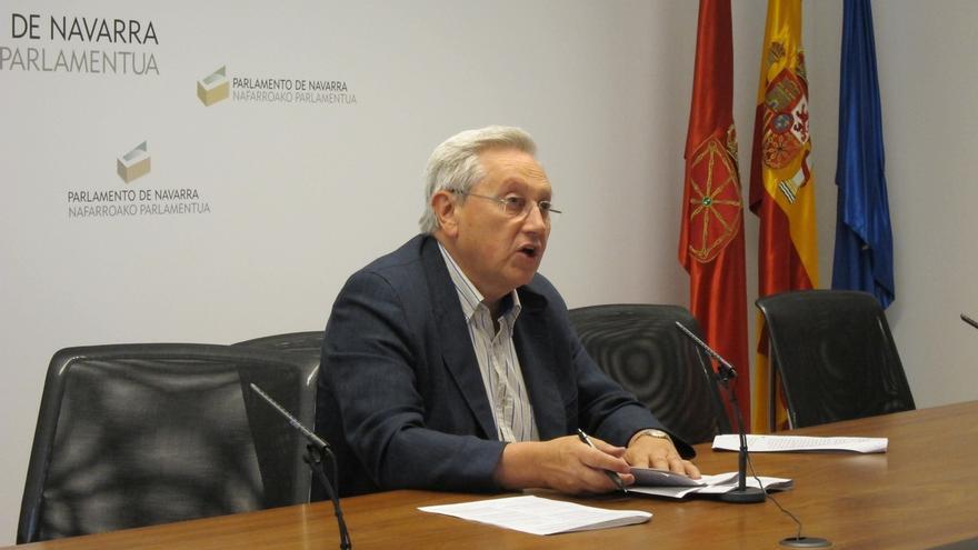 """Zabaleta afirma que la encuesta demuestra """"una voluntad ampliamente mayoritaria de cambio en Navarra"""""""