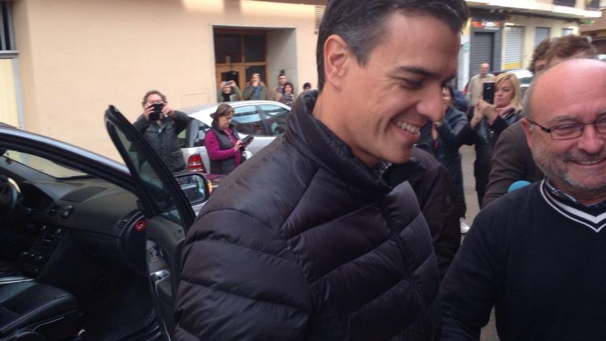 """Sánchez afirma que la Gestora """"no está para dirigir un partido sino para convocar un Congreso ya"""""""
