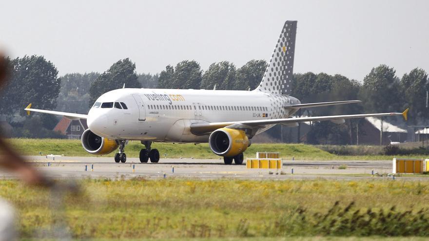 Holanda interroga a la tripulación del avión de Vueling sobre el incidente