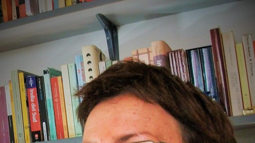 Luisa Juanatey, autora de Qué pasó con la enseñanza. Elogio del profesor.