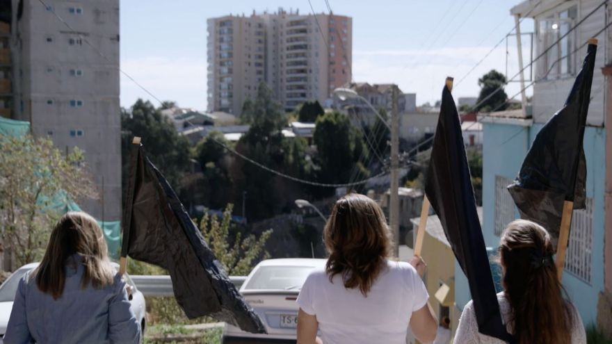 Imagen del documental 'Push' del periodista y cineasta sueco Fredrik Gertten.