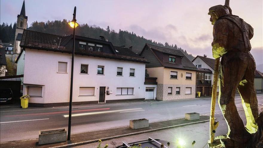 La policía alemana encuentra los restos mortales de siete bebés en una vivienda