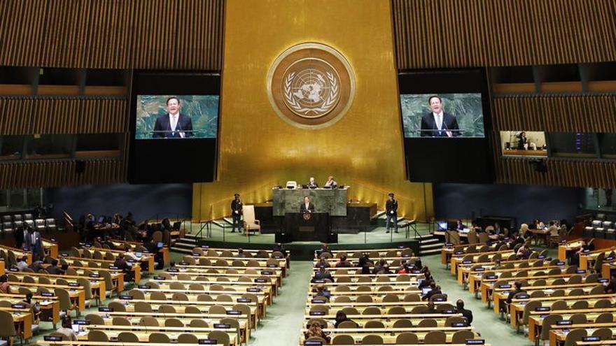 73 periodo de sesiones de la Asamblea General de Naciones Unidas