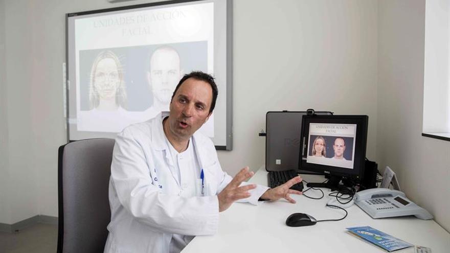 Un método pionero logra medir el grado de dolor a través de los gestos faciales