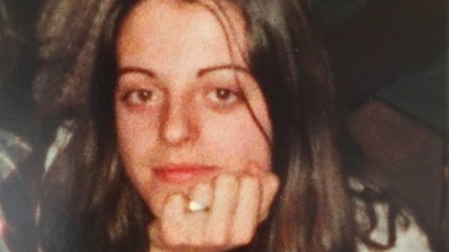 Yolanda González, asesinada por un grupo de ultraderechistas en 1980.