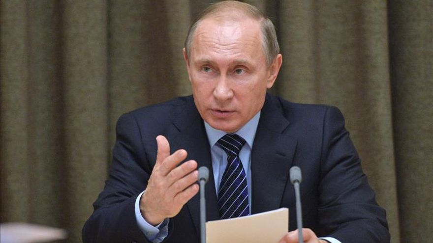 Putin crea una comisión para luchar contra la financiación del terrorismo