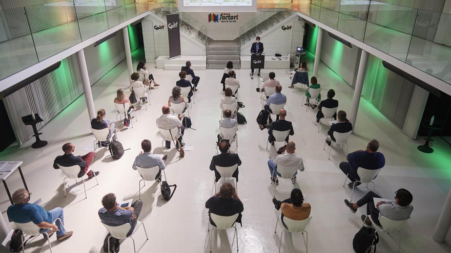 Encuentro de presentación del proceso de diálogo sobre el desarrollo de las energías renovables en Navarra