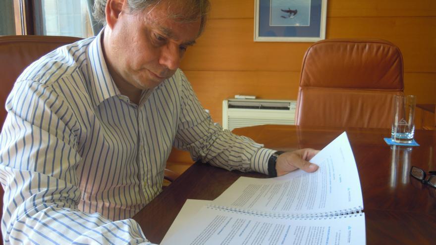 Consorcio de Aguas Bilbao Bizkaia espera lograr el compromiso del Ministerio para realizar la depuradora de Lamiako