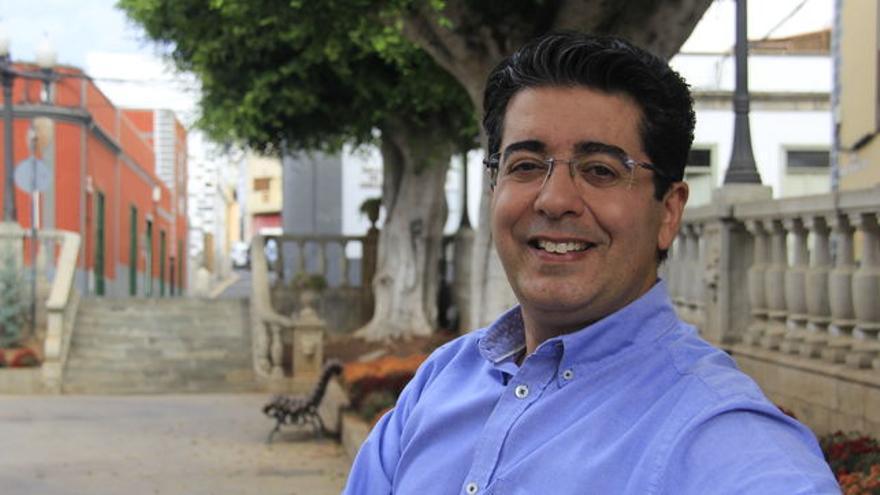 Pedro Martín, el candidato que obtuvo más avales en la primera fase del proceso