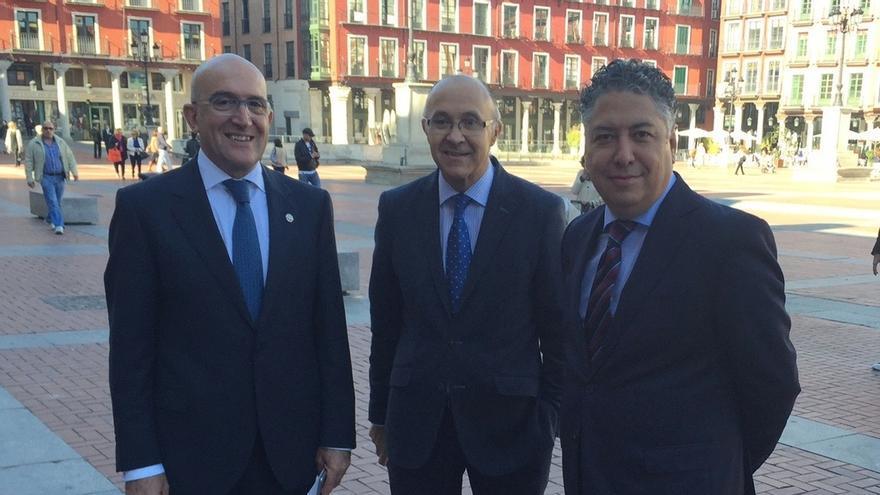"""Tomás Burgos considera un """"honor"""" encabezar la lista por Valladolid para """"conseguir la máxima confianza"""""""