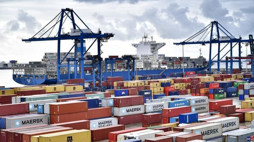 La exportaciones vascas crecen un 9,1% en el primer semestre y alcanzan los 11.946 millones