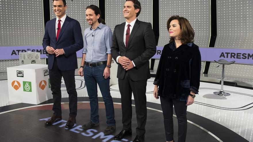 """Sánchez ve culpable a Mas de la situación catalana, """"pero el responsable es Rajoy"""" por hacer """"oídos sordos"""""""