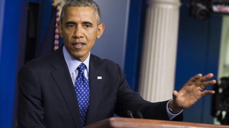 Obama reitera que acogerá 10.000 refugiados sirios pese al ataque de París