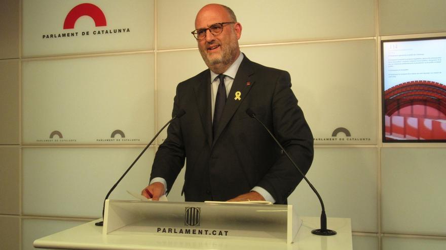 """JxCat ve una """"agresión a la democracia"""" que la suspensión de diputados afecte a las mayorías"""