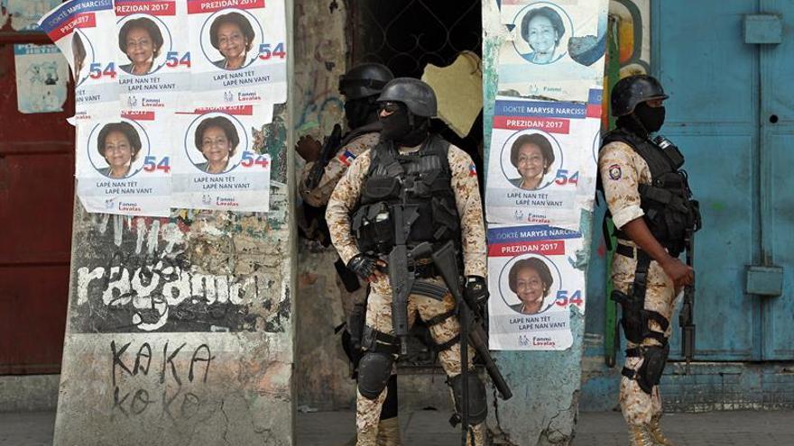 """La UE pide a Haití que complete el recuento de votos con """"transparencia"""""""