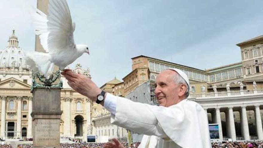 Francisco publicará en junio su encíclica sobre ecología