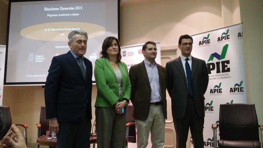 """El PSOE cree que Rajoy estuvo """"acorralado y cansado"""" durante el debate con Sánchez"""