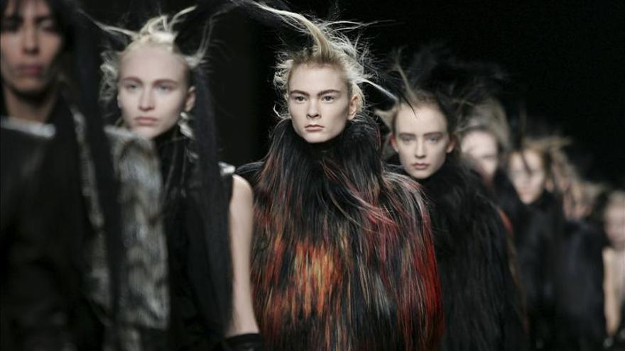 La diseñadora de moda belga Ann Demeulemeester anuncia su retirada