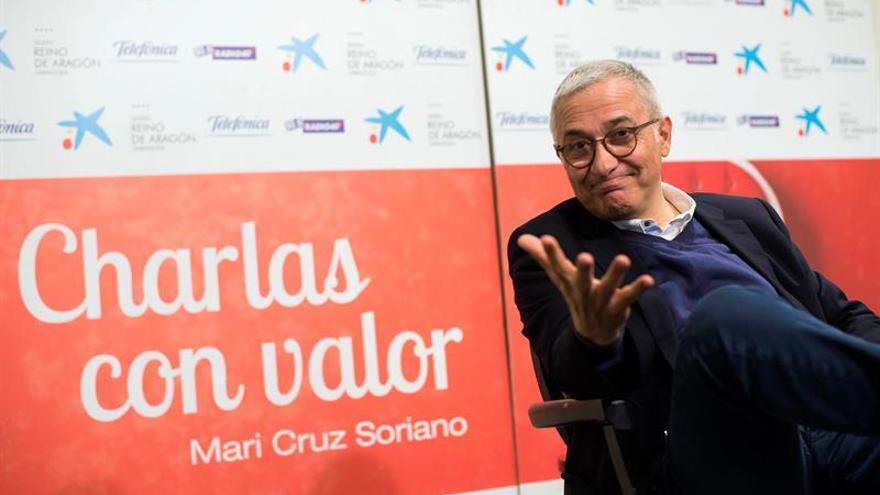 Xavier Sardà: Los periodistas ya no tenemos el patrimonio de nada