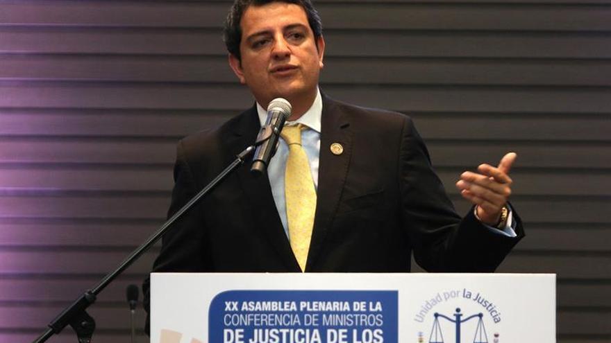 Ministros abordan en Ecuador acceso a la Justicia e instituciones inclusivas