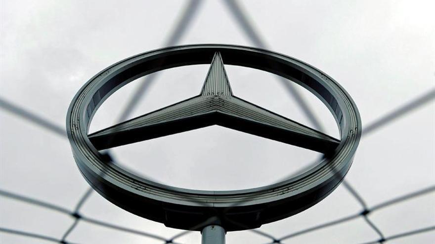 Mercedes-Benz anuncia la inversión de 1.000 millones de dólares en EE.UU.